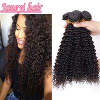 Wholesale Short Brazilian Kinky Curly Human Hair Top Quality100 Unprocessed Brazilian Hair Weave Bundles Afro Kinky Curly Human Hair