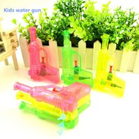 Wholesale kids toys water gun baby toy children squirt gun sold by dozer color random shipment garden sand play water fun