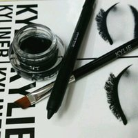 Wholesale Kylie Eyeliner Cream Kit Black Brown Kyline Kylie Jenner Factory Price Waterproof Good Quality With DHL