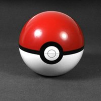 Wholesale Hot Anime Poke mon Poke Ball Pokeball Mini Model Classic Anime Pikachu Super Master Poke mon Ball Piggy Bank