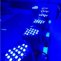 Wholesale LED PA W stage lighting LED wedding par light large power performance remote control par performance light staining lamp background ligh