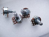 Wholesale Switch potentiometer B103 B10K A10K A103 lamp dimmer switch speed potentiometer curved legs