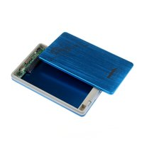 Wholesale Hot selling USB External Inch SATA Hard Disk Drive HDD SSD Enclosure Case