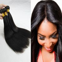 Wholesale Best Selling Top Quality A Malaysian Hair Straight Bundles Malaysian Straight Hair Unprocessed Malaysian Hair Cheap Human Hair