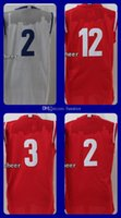 Wholesale 2016 All Star Red White Jersey Basketball Jerseys Hot Sale Top Quality Drop Shipping Hot Selling