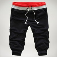 Wholesale 2016 spring summer male sports pants male sports pants pants pants men outdoor leisure big yards running motion