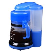 Wholesale Tsk cankun af drops of filter coffee machine household glass coffee pot multi purpose
