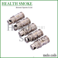 hot water heater - 5pcs Original Eleaf Melo Replacement Coil for iSmoka Melo Atomizer ohm Coil for MELO atomizer coil hot water heater