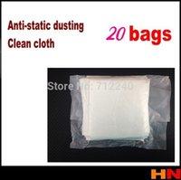 anti dust machine - bags Mobile phone LCD LED Repair clean cloth separating machine vacuum packing anti static microfiber dusting