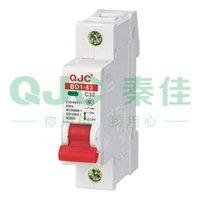 Wholesale Miniature Circuit Breaker QJC BD1 C20 series products Ctn