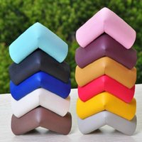 Wholesale Baby safety impact angle cushion table corner protective table angle anti collision child baby sponge like protective cover