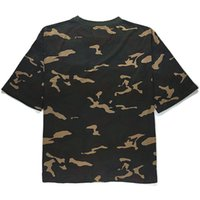 best mens clothing brands - 2016 season shirts clothing BEST QUALITY brand mens hip pop oversized t shirt west camo camouflage urban half sleeve Tee
