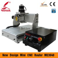 acrylic engraving machine - ME3040 Mini CNC Router wood acrylic PVC board MDF circuit boards copper cutting engraving carving milling drilling machine