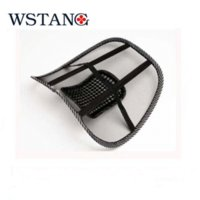 Wholesale W S TANG New Massage breathable waist cushion for leaning on of household waist support office back cushion car cushion