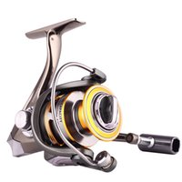 Wholesale Full Metal Fishing Reel Ball Bearings All Metal Sea Fishing Saltwater Fishing Spinning Fishing Reel