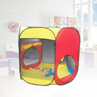 Wholesale pop up play tent Parent child interaction game funny playhouse playground baby birthday gift kids playhouse