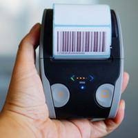 Wholesale Portable Bluetooth Label Printer Label Sticker Printer Barcode Printer