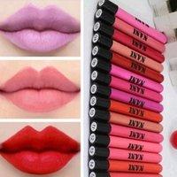 Wholesale Non stick Cup Not Lipstick Fade Dumb Matte Velvet Color Liquid Lipstick Mist Side Lip Gloss
