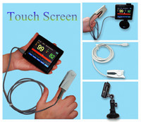 arm lcd screens - Handheld Pulse Oxygen PM A SPO2 Monitor LCD Pulse Oximeter with USB Software and touch screen