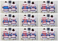 27 - Cord NHL Montreal Canadiens Gallagher Price Galchenyuk Pacioretty Lace Red White Hockey Jerseys Stitched Mix Order
