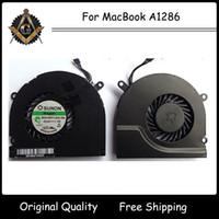 Wholesale Original NEW Left and Right Side CPU Cooling Fan for Apple MacBook Pro quot A1286 Year