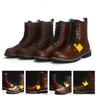 australia fashion men - Hot Sale New Boots High Quality Mens boots Classic tall Snow boots Winter boots leather boots Australia Boots Item No