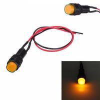 T10 светодиодные лампы тире Индикатор Pilot панели Предупреждение свет лампы для автомобилей / лодки / / тяжелый грузовой автомобиль 12V CLT_05I