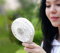 Wholesale REMAX Handheld Portable Mini Usb Rechargeable Cooling Cartoon Mini Fan Small Ventilador Brought with Big Wind with Retail Package