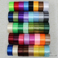 Wholesale New Yards mm cm Width Satin Ribbon Bow Wedding Party Craft Decoration