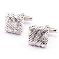 ali express - Cufflinks Men Express Ali Jewelry Jewelry making Square Metal Brass Cufflinks Jewelry making supplies china Handmade jewelry