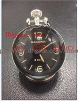 Wholesale Luxury Days Table Clock Watch KW Factory P5000 Movement Box Papers Black Silver Rose Gold Yellow Gold Hot