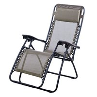 Wholesale Outdoor Lounge Chair Zero Gravity Folding Recliner Patio Pool Yard Lounger