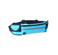 Wholesale Outdoor sports cycling travel wallet for men and women running marathon waterproof phone small belt bag close contact