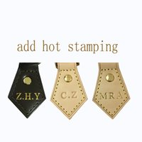 Wholesale Famous brand bag personalized custom add letter speedy hot stamping