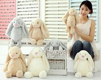 baby rabbit games - Creative Toy Doll Cute Bunny Rabbit Cute Stuffed Baby Girls Toys Cute CM CM Christmas Holiday Gifts