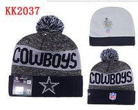 bamboo dallas - 2016 Dallas Beanies Winter High Quality Beanie For Men Cowboys beanie American Football Women Skull Caps Skullies Knit Cotton Hats