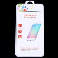 Wholesale 2016 Vogue Sale New Phone before and after the protective film stickers High Quality Screen Tempered Glass with Rear Plastic