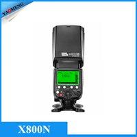 nikon - New Pixel X800N GN60 Wireless ITTL HSS Flash Speedlite for Nikon d3100 d7100 d90 d5300 d3200 d610 d7200 VS Yongnuo YN565EX YN568EX