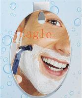bathroom frameless mirror - Gooodluck NEW Bathroom product anti fog Shower Mirror STAINLESS Razor Hook Men