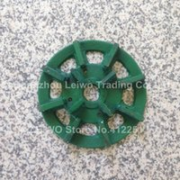 Wholesale 10 Diamond Metal Bond Grinding Disc inch mm Granite Slab Surface Rough Grinding Abrasive Tools Grit