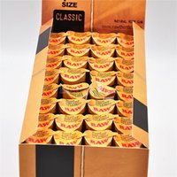 Wholesale sp Rolling Papers Clone Cones displaybox mm Brown Natural Rolling Cone Paper Smoking Rolling Paper King Size