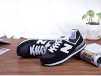 Wholesale 2017 HOT New Style Unisex Women Men s Balance Sport Shoes Sneakers Running Shoes n Couple Shoes Men Women Sneakers Running Zapatillas
