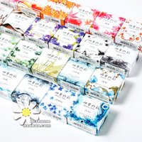 Wholesale of Japan s top and four seasons color paper tape label color decoration diary album hand account account