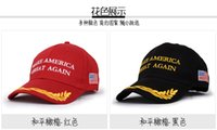 baseball cap making - Gorgeous high end Olive branch hats baseball cap Trump Election MAKE AMERICA GREAT AGAIN Snapbacks Sports Caps mix designs Street cap