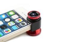 Wholesale Hot For iPhone4S dedicated mobile phone camera wide macro fisheye lens in1 phone camera