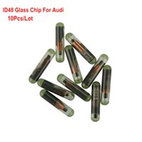 audi glass - 10Pcs ID48 Glass Chip For Audi Car Key Blank Chip ID Unlock Transponder Chip