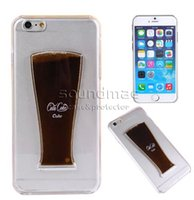 apple fruit juice - Soft TPU Liquid Floating moving Back Cover Case Fruit Juice For iphone s plus SE S Samsung Galaxy NOTE
