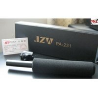 battery power conference - PA JZW professional interview microphone microphone battery V two power supply mode