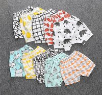 Wholesale Brand Cotton Baby Kids Shorts Children Summer Harem Short Pants For Boys Girls Toddler Casual Clothing Months Years