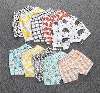 Pantalon court d'été Prix-Brand Cotton Baby Kids Shorts 2016 Enfants Summer Harem Short Pantalons Pour Garçons Filles Toddler Vêtements Décontractés 6 Mois - 4 Ans